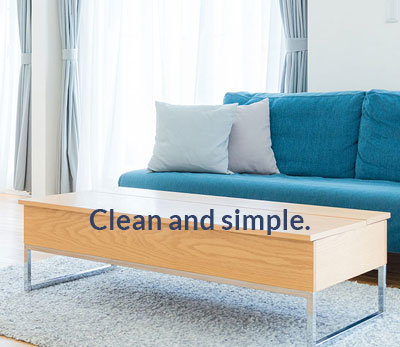 Residential drapery cleaning service